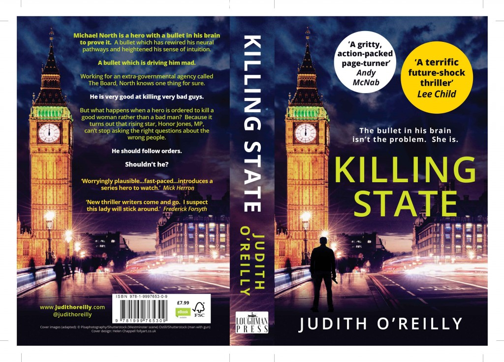 Killing State Cover Design