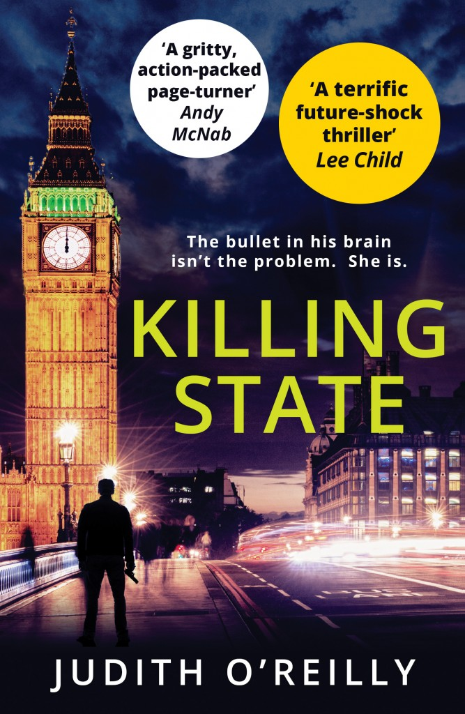 Killing State Front Cover